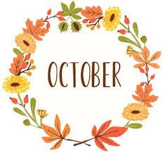 October Specials!